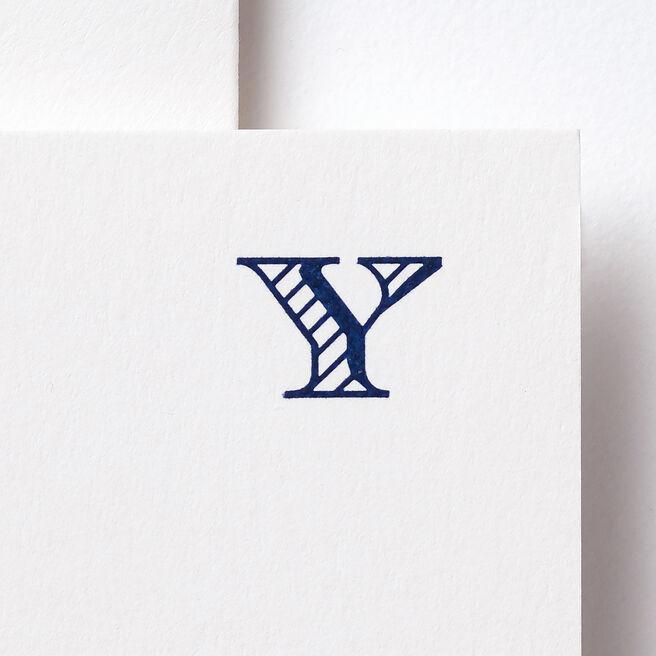 Y Alphabet Cards