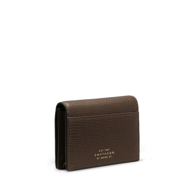 Ludlow Card Case with Press Stud