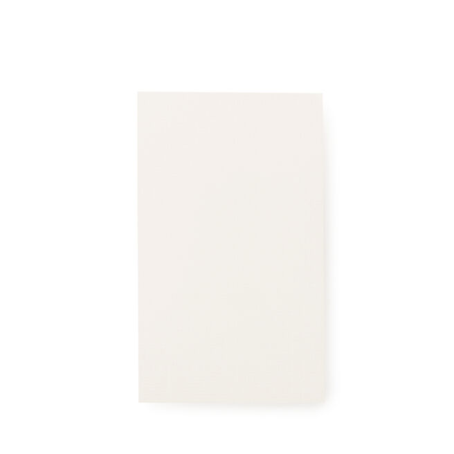 White Laid Memo Refill