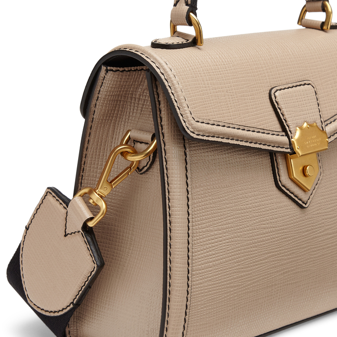 Panama Small Coronet Top Handle Bag