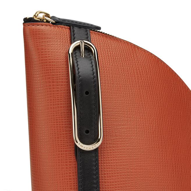 Panama 1/4 Moon Crossbody Bag