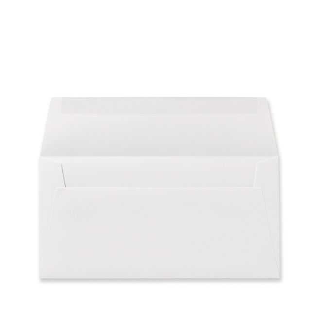 White Laid A4 Envelopes