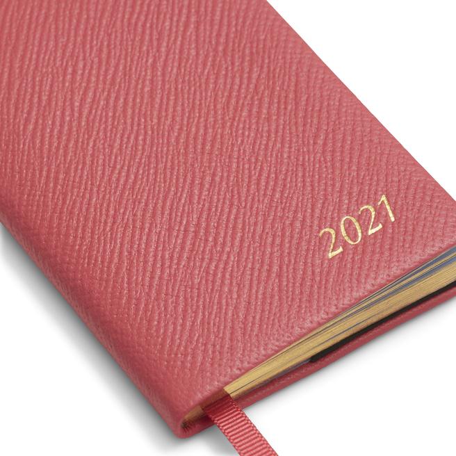 2021 Wafer Agenda with Pocket
