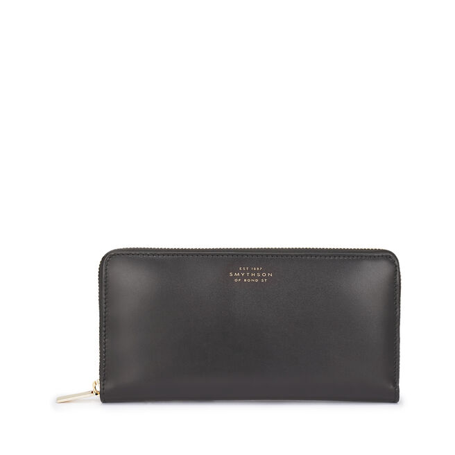 Wigmore Large Zip Purse