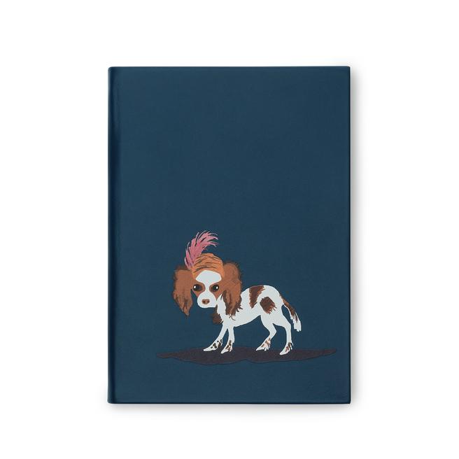 Dog Feather Soho Notebook