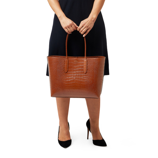 Mara Ciappa East West Tote
