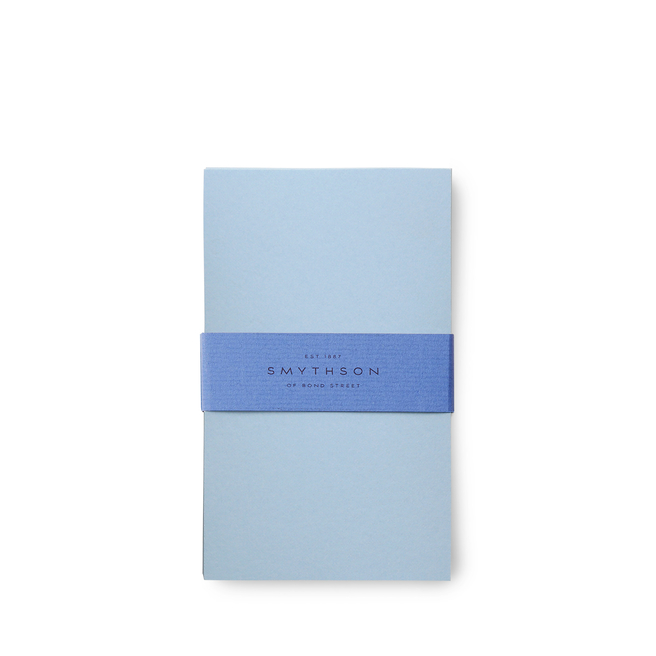 Bond Street Blue Pocket Memo Refill