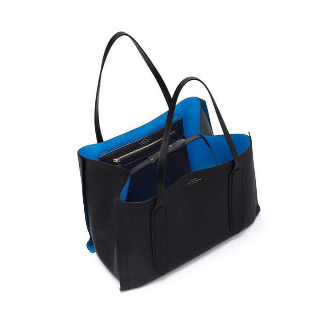 Medium Ciappa Tote in Large Grain Leather