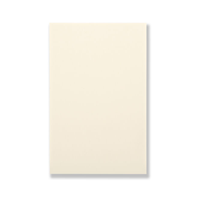Cream Wove Kings Correspondence Cards