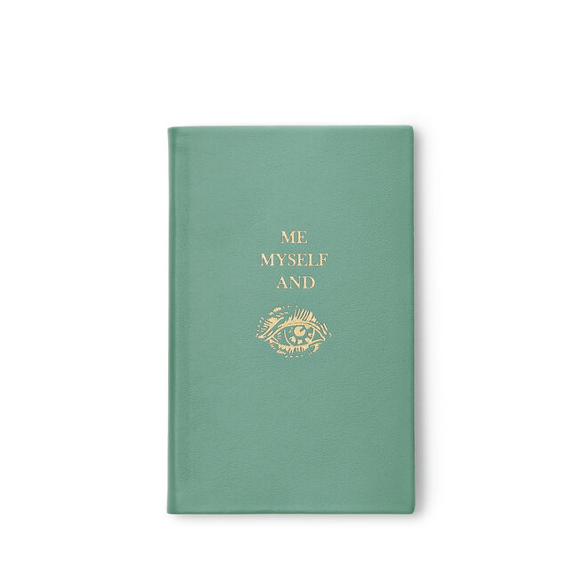 Me, Myself and I Panama Notebook