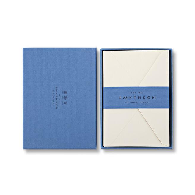 White Laid Kings Envelopes