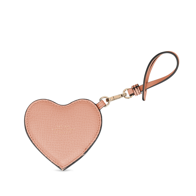 Ludlow Mirror Heart Charm