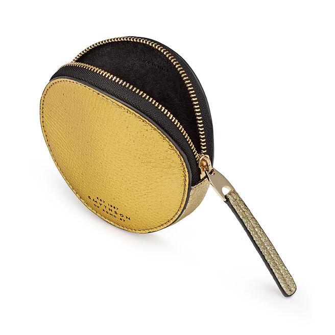 Wigmore Round Coin Purse