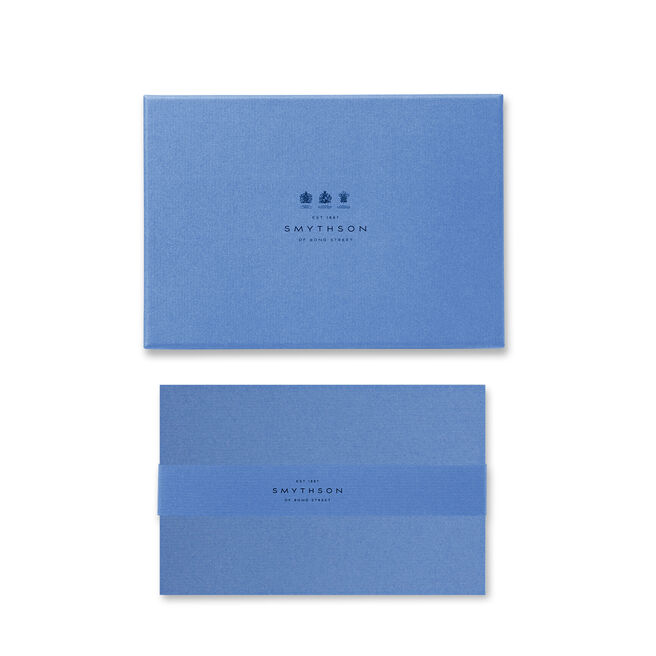 Nile Blue Kings Correspondence Cards