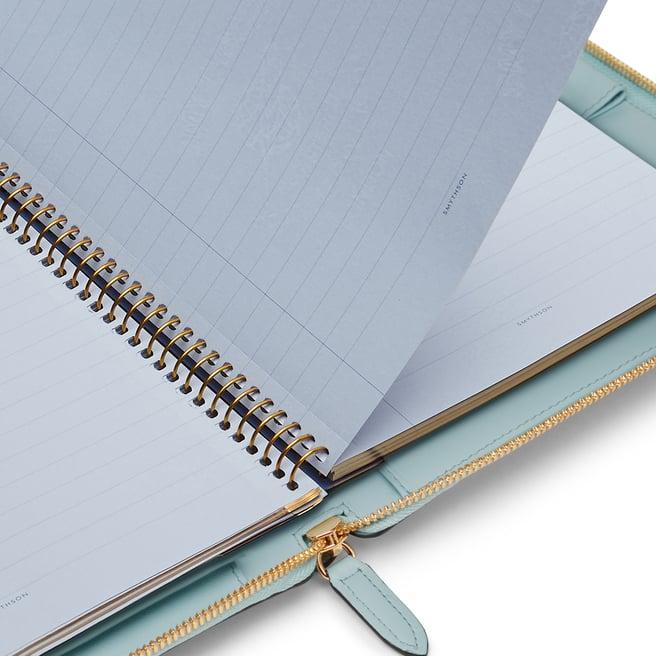 Panama A5-Schreibmappe mit Reißverschluss