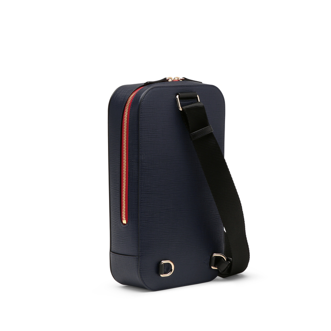 Panama Zip Sling Bag