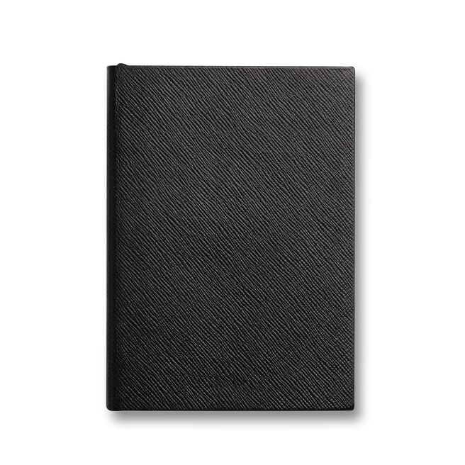 Soho Notebook with Blank Pages