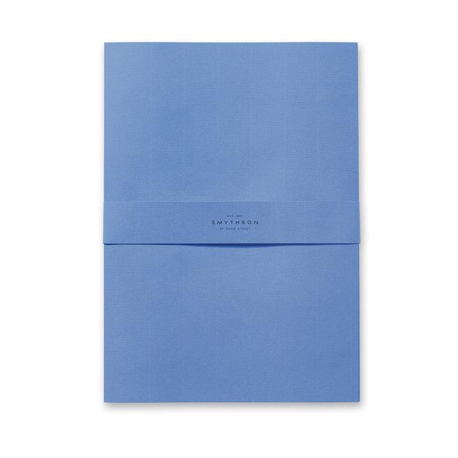 Nilblaues A4-Schreibpapier