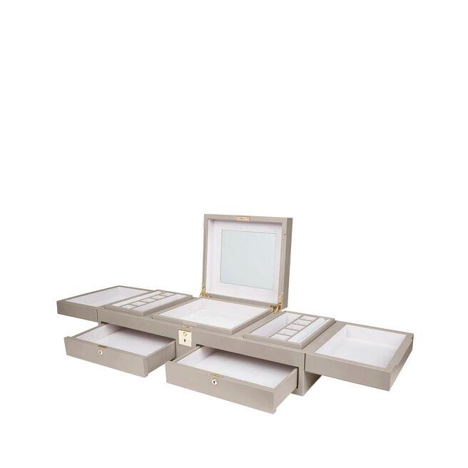 Grosvenor Table Top Jewellery Box