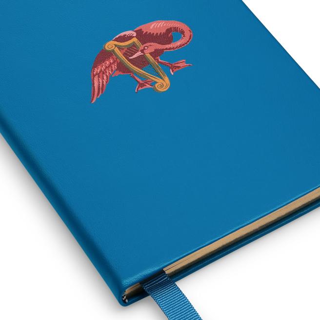 Menagerie Swan Chelsea Notebook