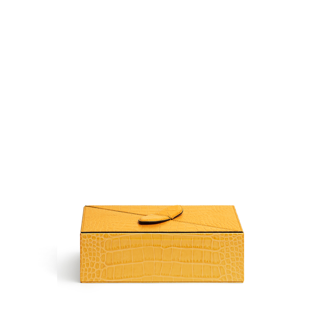 Boîte à couvercle fendu Mara