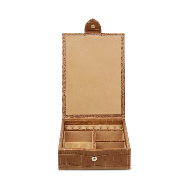 Mara Travel Tray Jewellery Box