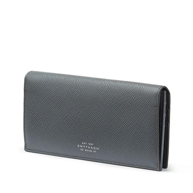 Panama Slim Coat Wallet with Coin Pocket