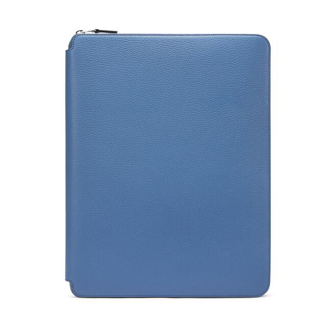 Burlington A4 Zip Writing Folder