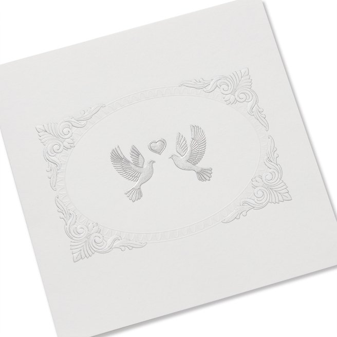 Doves ウェディングカード
