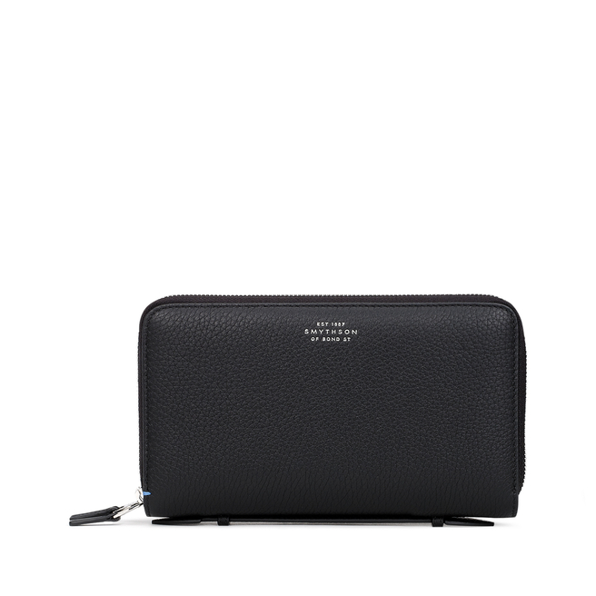 Burlington Double Zip Travel Wallet