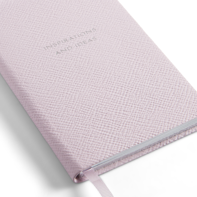 Inspirations and Ideas Panama Notebook