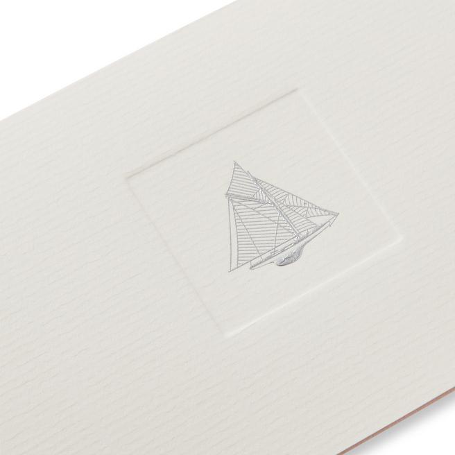 Large Boat Notelets