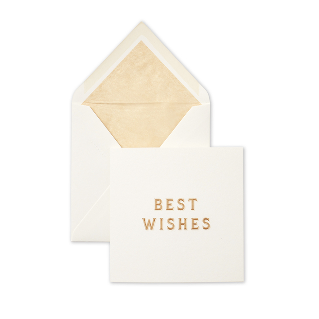 Best Wishes Wedding Card