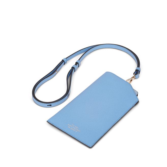 Panama Folded Phone Case with Strap