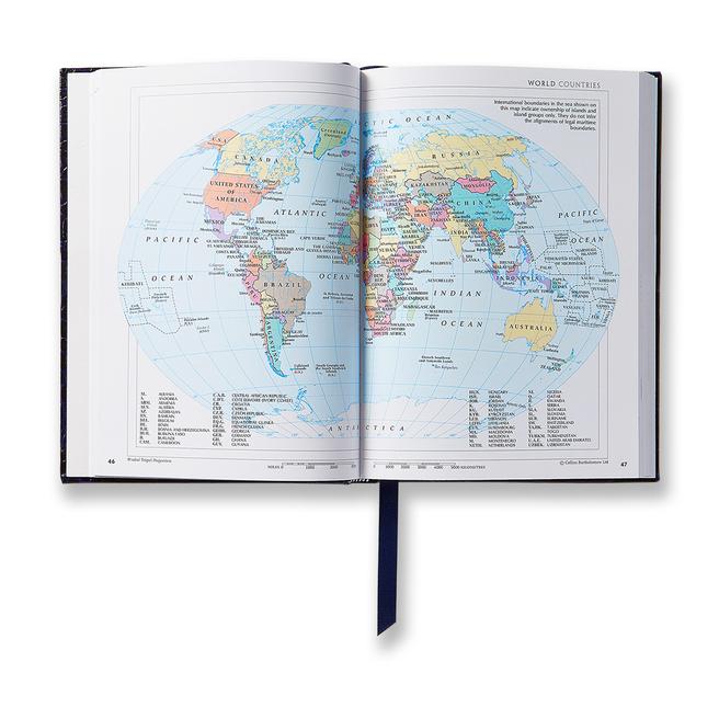 Small World Atlas