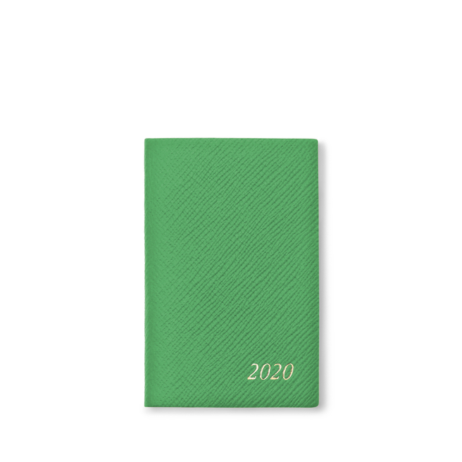 2020 Wafer Agenda with Pocket