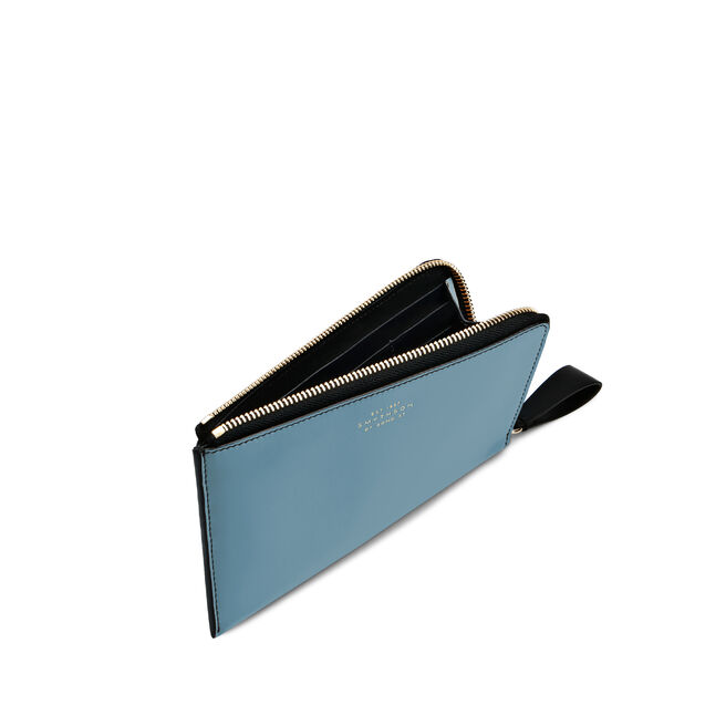 Purse Pouch in Smooth Leather