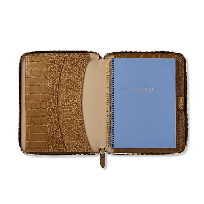 Mara A5 Zip Writing Folder