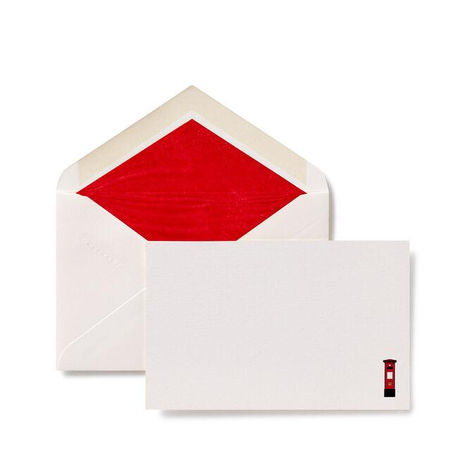British Postbox Correspondence Cards
