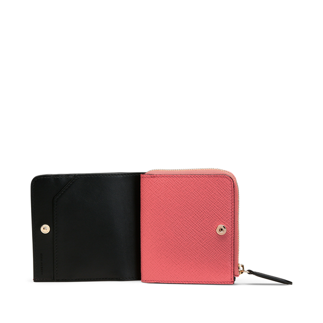 Panama Zip Around Bifold Wallet