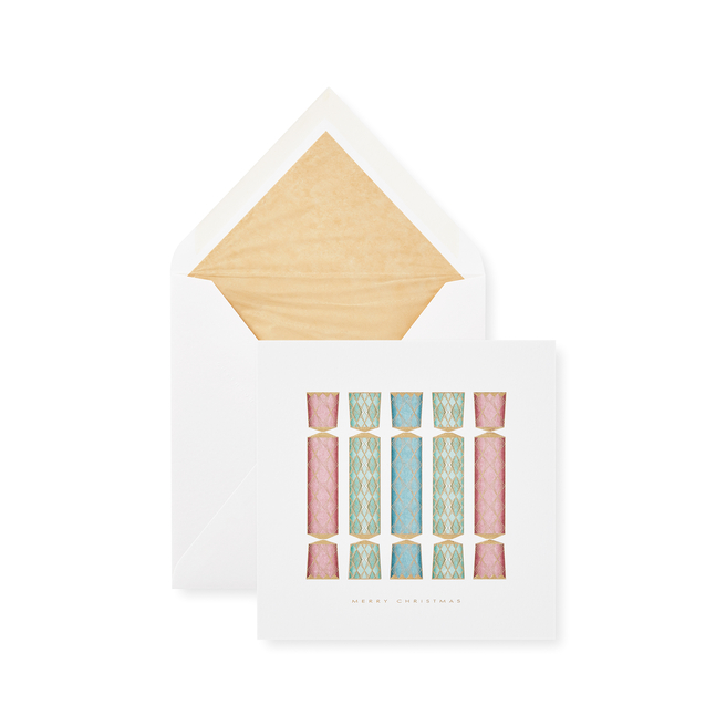 Crackers クリスマスカードセット
