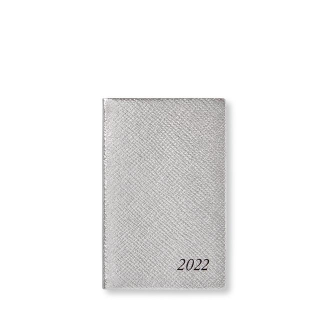 Agenda wafer 2022 con tasca