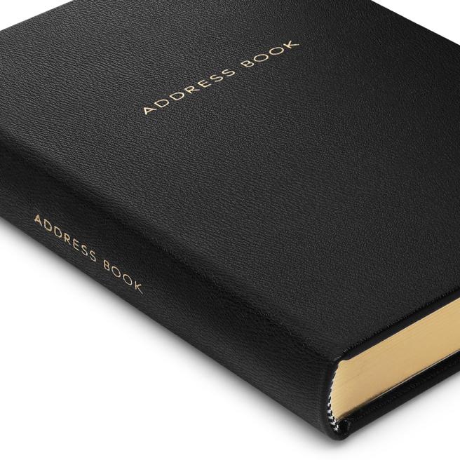 Hardbound Address And Telephone Book