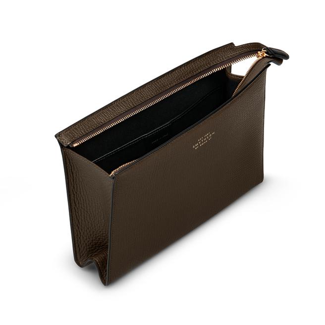 Ludlow Large Zip Washbag