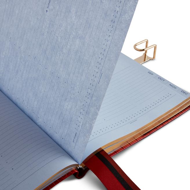 2022 Portobello Agenda with Pocket