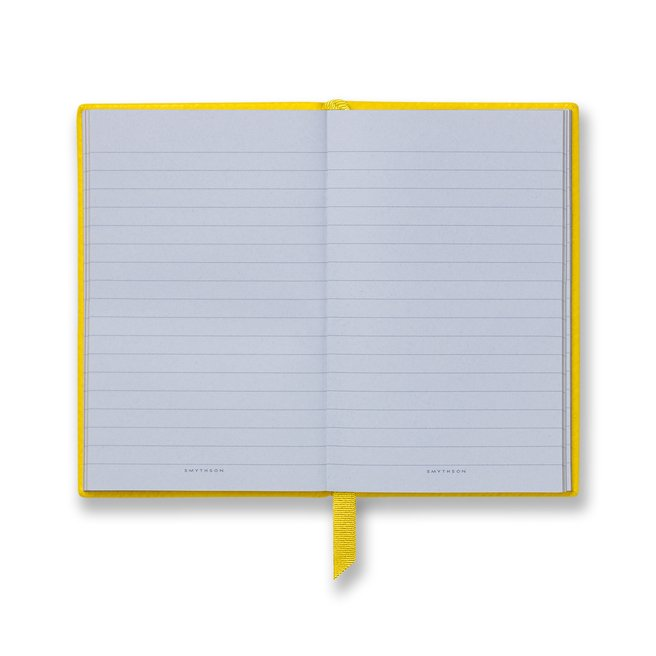 At Sixes And Sevens Wafer Notebook Yellow