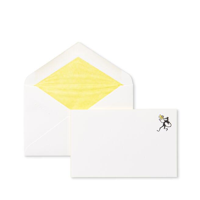 Monkey Correspondence Cards