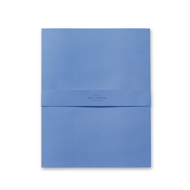 Nile Blue Kings Writing Paper