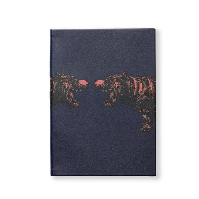 Animal Hippo Soho Notebook