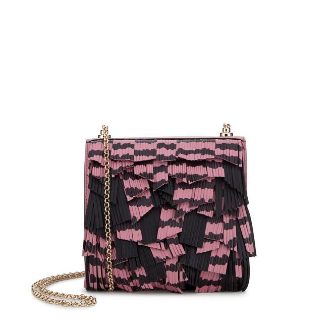 Bond Feather Loop Chain Bag